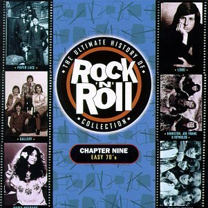 Rock & Roll Collection 9: Easy 70's by K-Tel