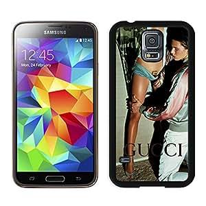 New DIY Custom Design Cover Case For Samsung Galaxy S5 I9600 G900a G900v G900p G900t G900w Gucci 21 Black Phone Case
