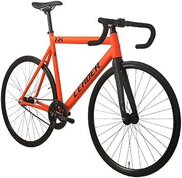 Leader 721 - Bicicleta de Pista de Engranaje Fijo: Amazon.es: Deportes y aire libre