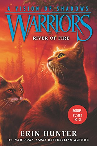 Warriors: A Vision of Shadows #5: River of Fire by HarperCollins (Image #1)