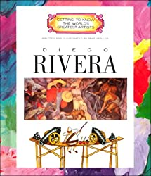 GETTING TO KNOW WORLDS:RIVERA (Getting to Know the World's Greatest Artists)