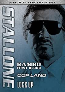 Stallone Collector's Set (Rambo: First Blood / Cop Land / Lock Up)  [DVD]
