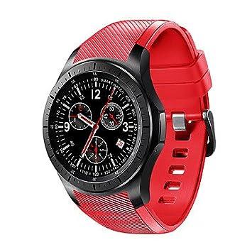 TR lemfo les16 multifunción pulsera inteligente / reloj inteligente / bluetooth 4.0 mtk6580 1,3