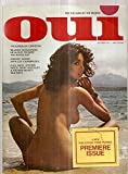img - for OUI [magazine], Vol. 1 [Volume], No. 1 [Number, #], October 1972, Premiere Issue book / textbook / text book