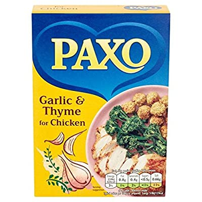Paxo Garlic & Thyme for Chicken - 190g (0.42lbs)