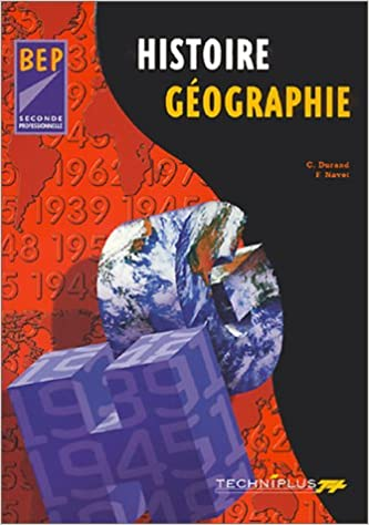 Livres Histoire-géographie, 2nde. Livre du professeur pdf, epub ebook