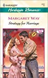 Strategy for Marriage, Margaret Way, 0373037074