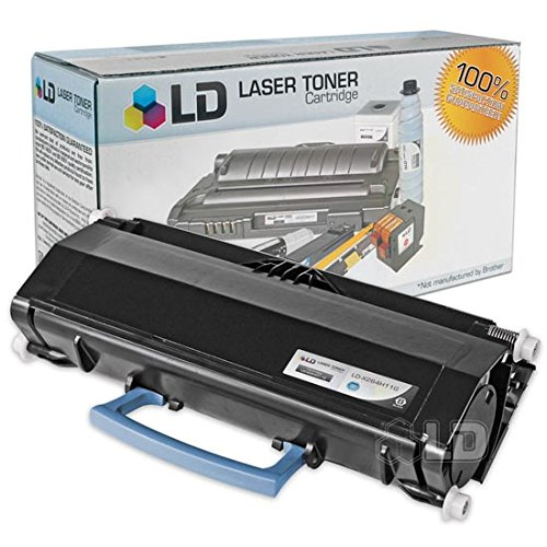 LD Compatible Toner Cartridge Replacement for Lexmark X264H11G High Yield (Black) (Compatible Lexmark Ink)