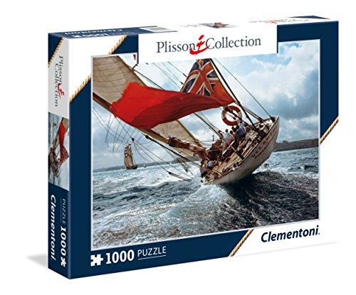 Clementoni - 39389 - Puzzle - Plisson 2017 - 1000 Pièces