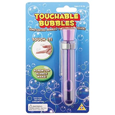 Toysmith Touchable Bubbles: Toysmith: Toys & Games