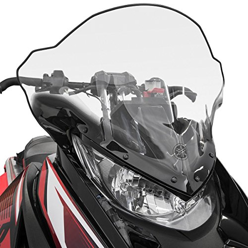 (Yamaha SR Viper Medium Sport Snowmobile Windshield Clear 20.4