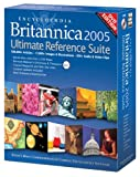 Software : Encyclopedia Britannica 2005 DVD Ultimate Reference Suite