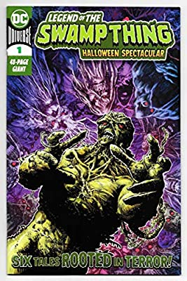 Dc Halloween Covers 2020 Amazon.com: Legend Of The Swamp Thing Halloween Special #1 (DC