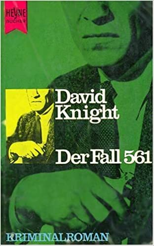 David Knight - Der Fall 561