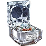 Thomas Kinkade I'll Be Home For Christmas Music Box by The Bradford Exchange