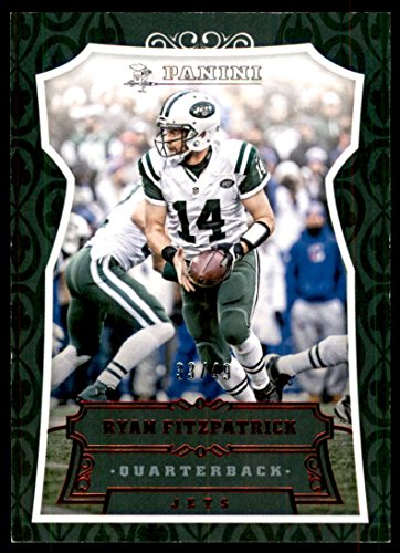 2016 Panini Red #15 Ryan Fitzpatrick /49 - NM-MT
