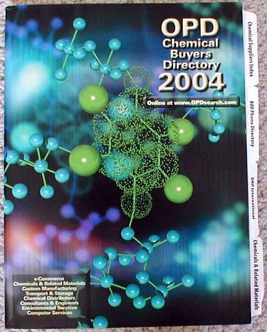 OPD Chemical Buyers Directory 2004