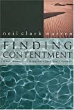 Finding Contentment, Neil Clark Warren, 0785270574