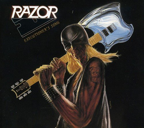 Razor: Executioners Song (Audio CD)