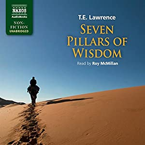 Seven Pillars of Wisdom Hörbuch