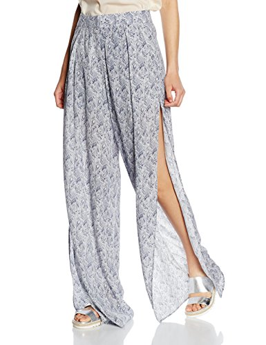 Mexx MX3020974 Women Pant - Pantalones Mujer Azul (Vintage Indigo 407)