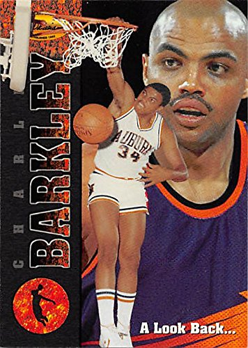 Charles Barkley Basketball Card Auburn 1994 Twcc 80 At