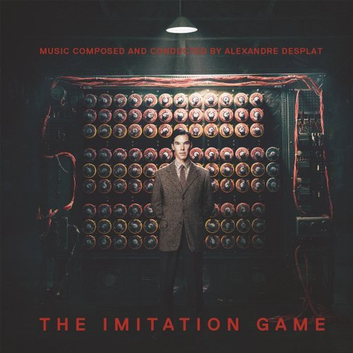 THE IMITATION GAME MOTION PICTURE SOUNDTRACK by Alexandre Desplat (2014-12-24)