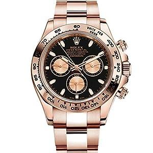 5138N7zgYiL. SS300  - Rolex Daytona Everose Gold Watch With Black Dial Watch 116505