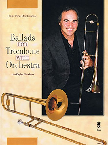 (Ballads for Trombone with Orchestra (Music Ninus One - Trombone))