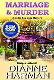 Marriage & Murder (Cedar Bay Cozy Mystery) (Volume 4) by  Dianne Harman in stock, buy online here