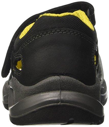 Ii Zapatos Diadora de Nero Trabajo Parky Low Negro Unisex S1p Adulto XII5wq