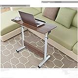Foldable Uplift Computer Desks Wood Stand Up Table