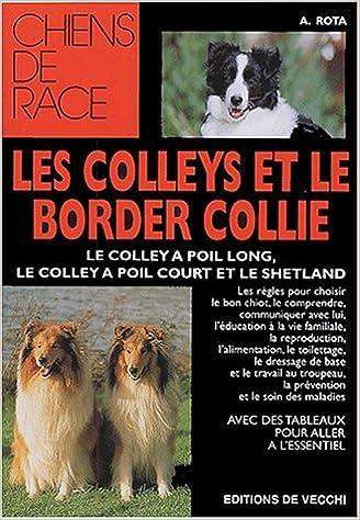 Les Colleys Et Le Border Collie Chien De Race Amazon Es