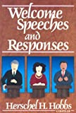 Welcome Speeches and Responses, Baker Publishing Group, 0801043077