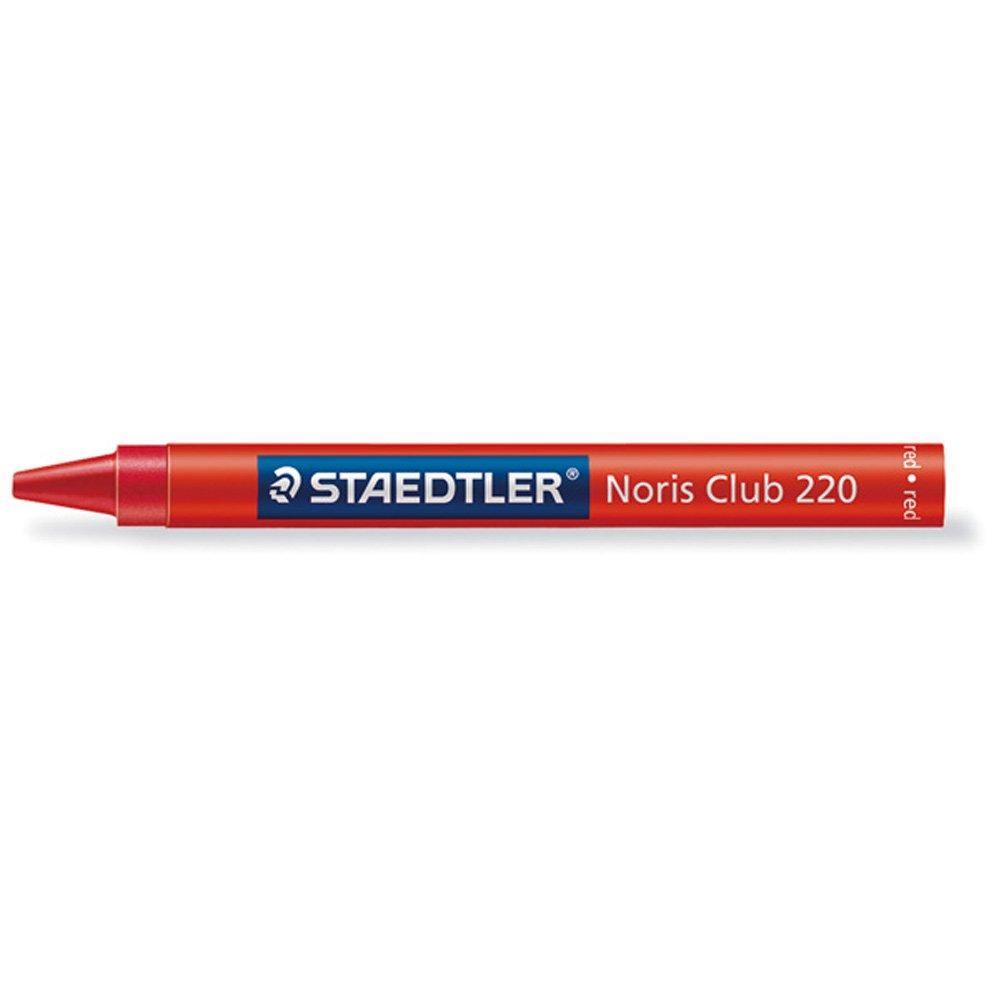 Staedtler 220 NC24 Noris Club - Ceras para colorear (24 unidades) 220 NC24 ST