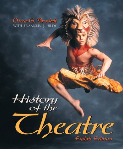 History of the Theatre (8th Edition)
