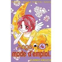 ANGE MODE D'EMPLOI T04