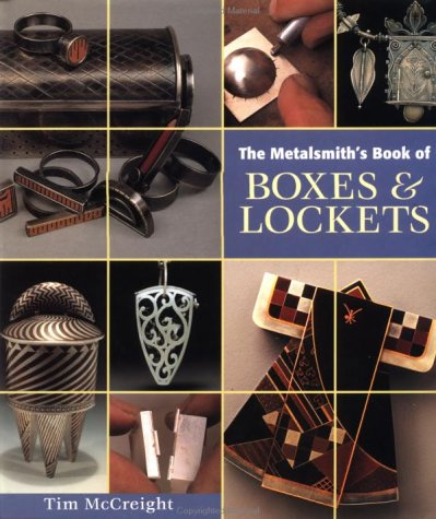 Time Book Locket - The Metalsmith's Book of Boxes & Lockets (Jewelry Crafts)