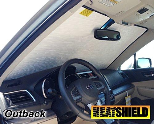 Sunshade for Subaru Outback Wagon Without Eyesight 2015 2016 2017 2018 Windshield Sunshade (Outback Wagon)