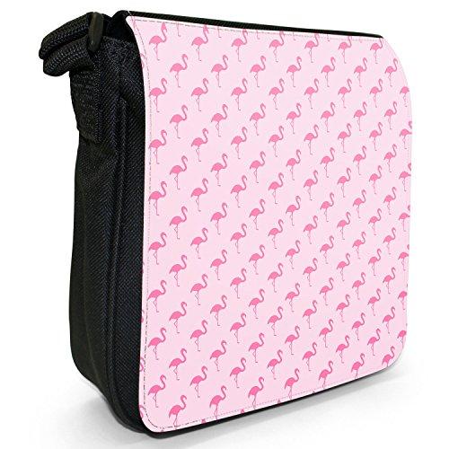 Muster Pink Flamingos A Fancy Pour Sac Femme Bandoulière Snuggle RwR8gqxYZ