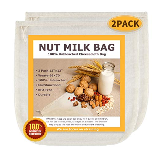 Nut Milk Bags All