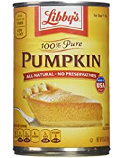 Libby's 100% Pure Pumpkin, 15 oz Cans (Pack of 3)