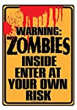 Poster Revolution Zombies Inside Sign Standard