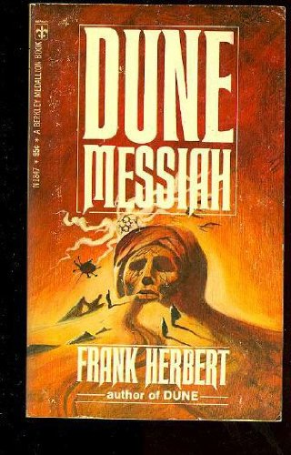 Dune Messiah (Berkley SF, N1847), Frank Herbert