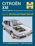Citroen Xm Service and Repair Manual (Haynes Service and Repair Manuals)