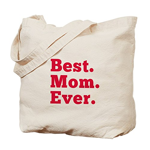 CafePress–mejor mamá Ever bolsa–gamuza de bolsa de lona bolsa, bolsa de la compra