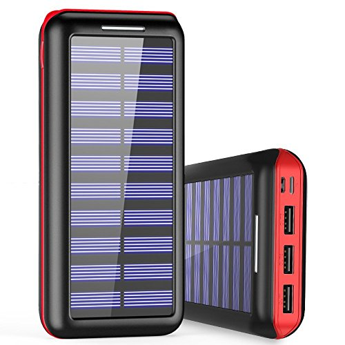 Solar-Charger-BernetPow-24000mAh-Battery-Pack-High-Capacity-Solar-Power-Bank-with-USB-Fan-and-3-USB-Port-External-Portable-Charger-for-iPhone-iPad-Samsung-HTC-and-other-Tablet