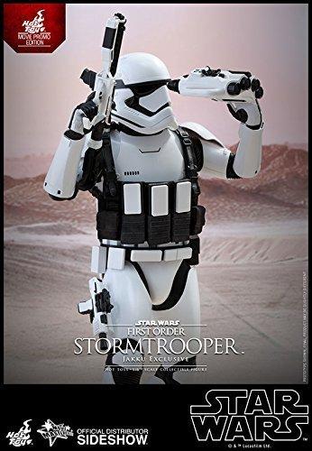 Hot Toys Star Wars First Order Stormtrooper Jakku Exclusive 1/6 Scale Figure