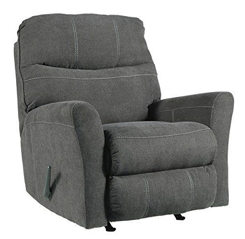 Benchcraft - Maier Contemporary Rocker Recliner - Manual Reclining - ()