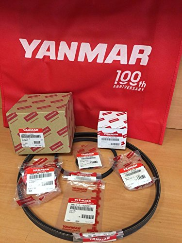 Yanmar Engine Parts (Yanmar 2GM 3GM Maintenance Minor Kit 24341-000440 104211-42071 25132-003000)